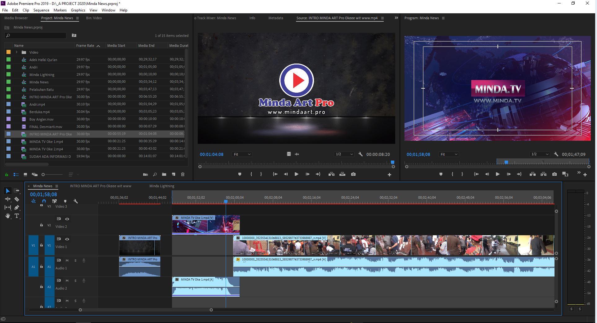 Add Audio to Adobe Premiere Pro
